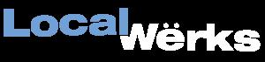Local Werks Logo Blue/White