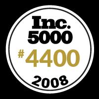 Inc. 5000 Seal #4400 Year 2008